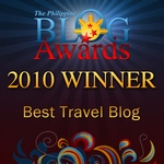 Best Travel Blog 2010