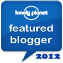 Lonely Planet Featured Blogger