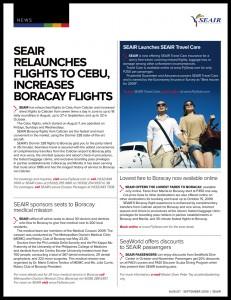 Seair News