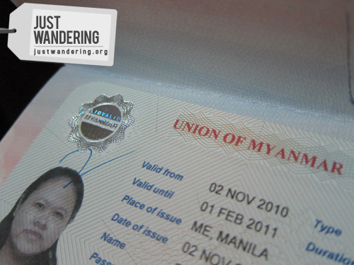 myanmar visa application Apply your myanmar travel visa with us we provide fast, easy and safe visa application from singapore to myanmar.