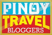 Member of the Pinoy Travel Bloggers Group