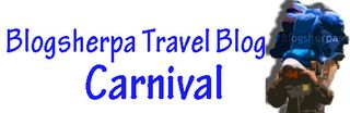 Lonely Planet Blogsherpa Carnival