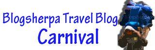 Lonely Planet Blogsherpa Carnival