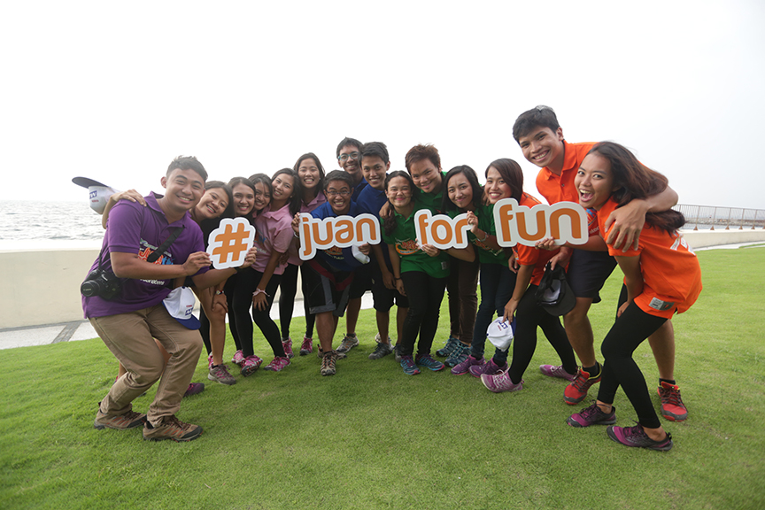Juan for Fun 2014 teams