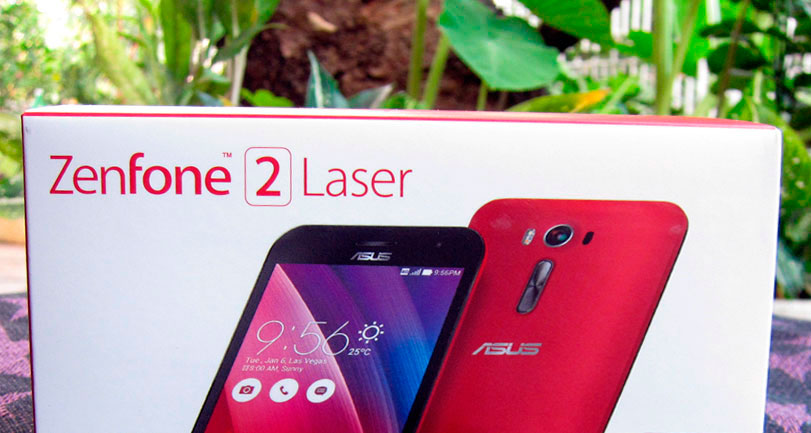 Review: Asus Zenfone 2 Laser 5.0