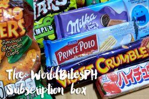 Review: WorldBitesPH Snack