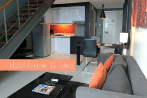 Hotel Review: KL Tower Serviced Residences